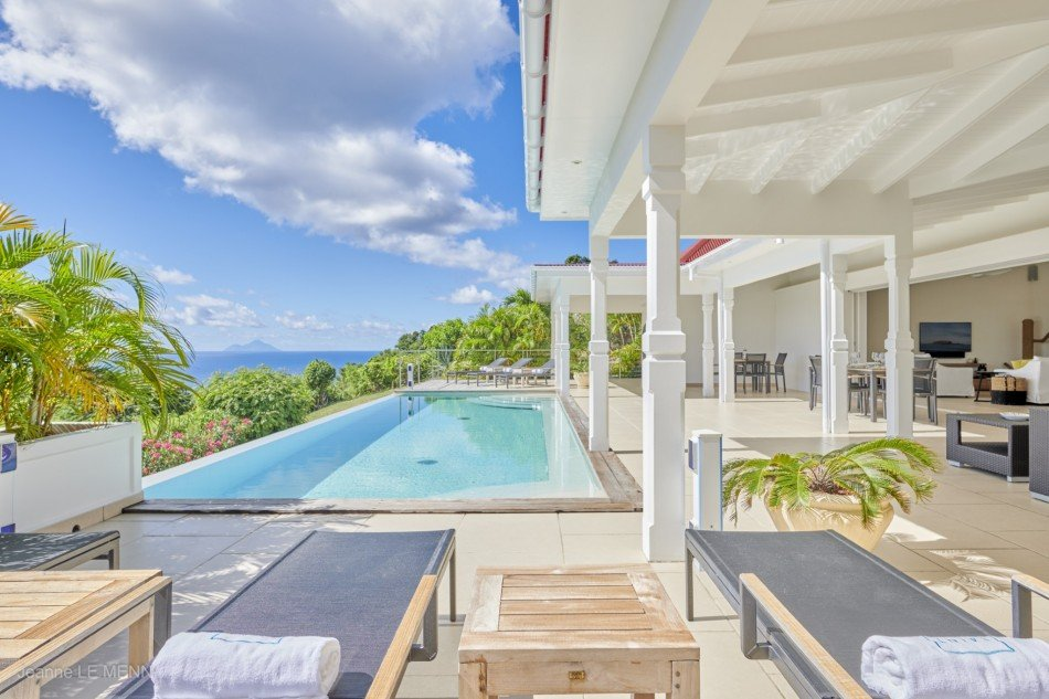 Colombier Villas - Cactus (ANK) - Colombier - Caribbean | Luxury Vacation Rentals
