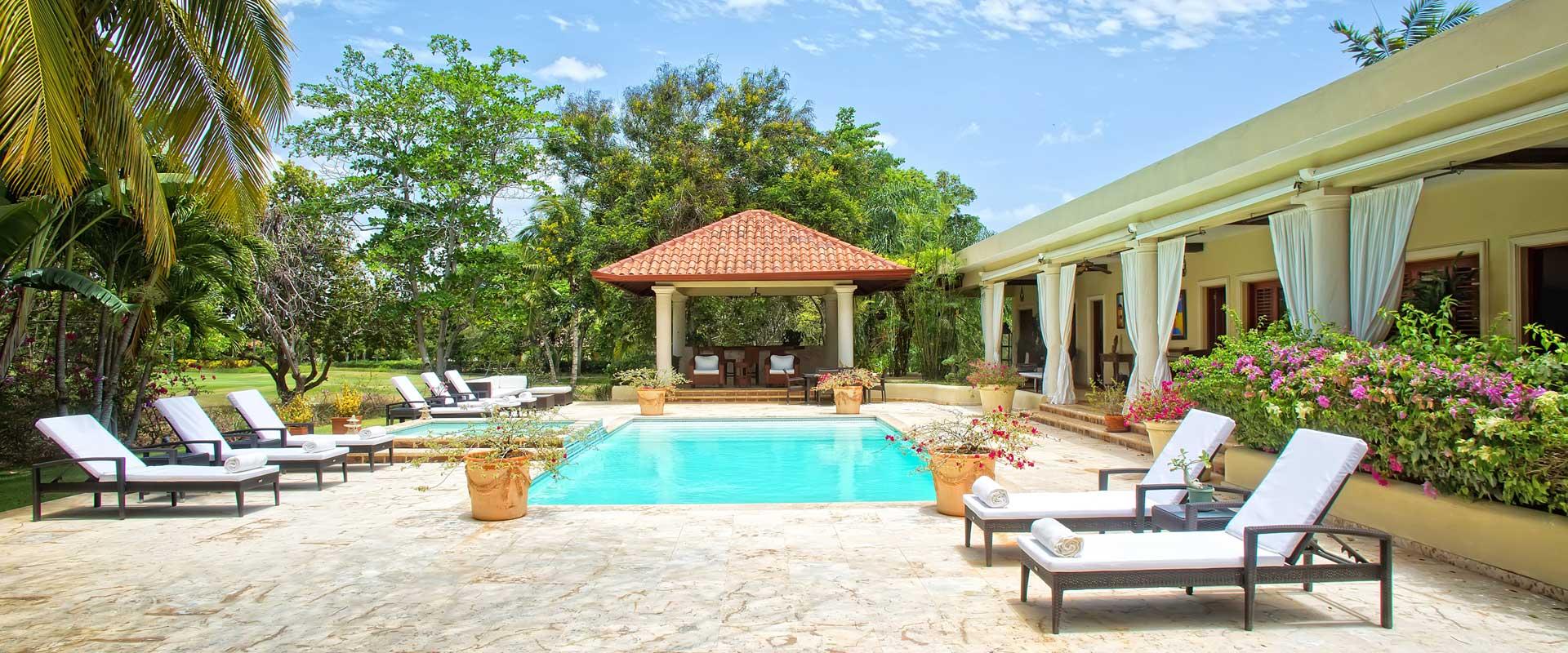 Aquaria villa aquaria casa de campo isle blue for Casa de campo villas