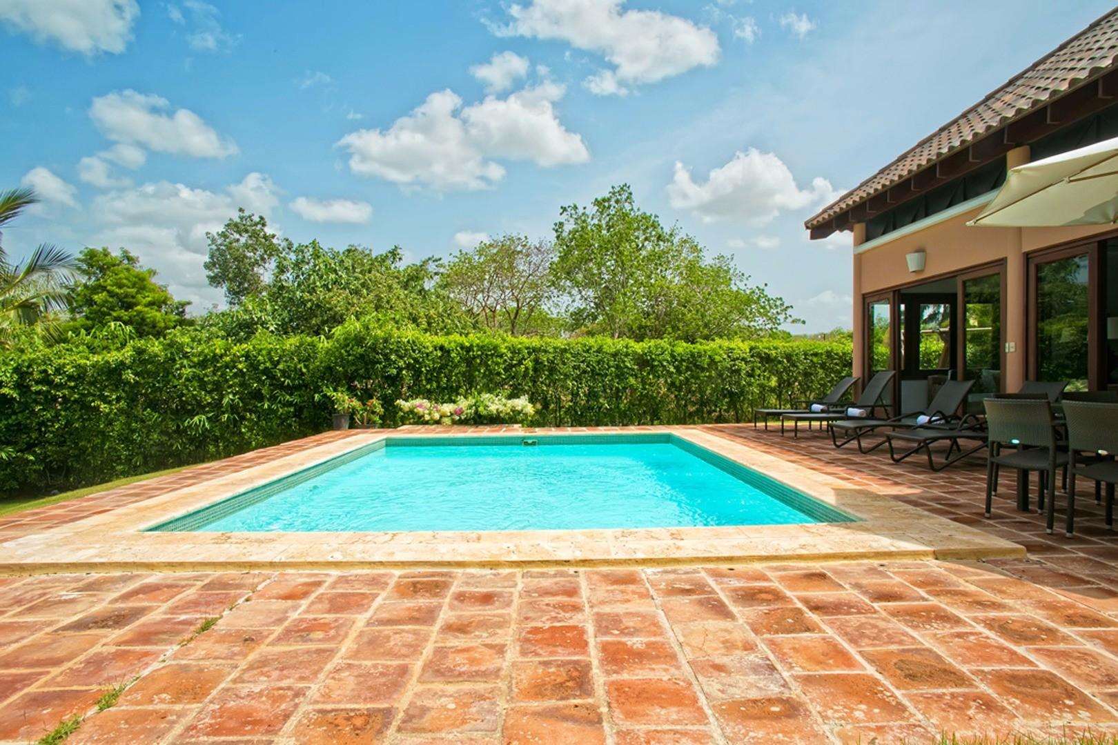Coralina villa coralina casa de campo isle blue for Villas casa de campo
