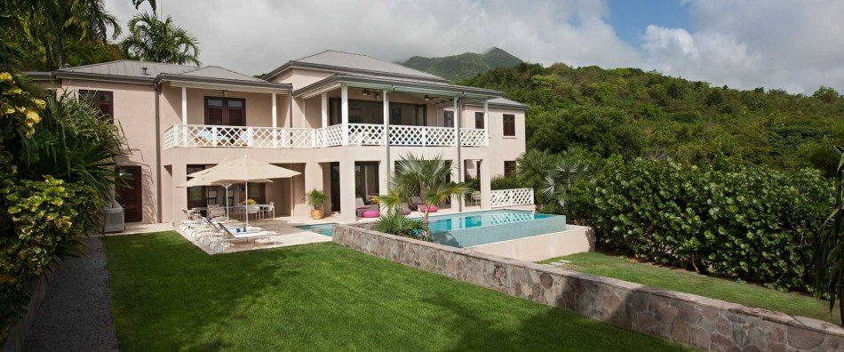 Nevis Villas - Four Seasons - Eternity at Hill Estate - Stewart's Estate, Four Seasons Resort  - Caribbean | Luxury Vacation Rentals