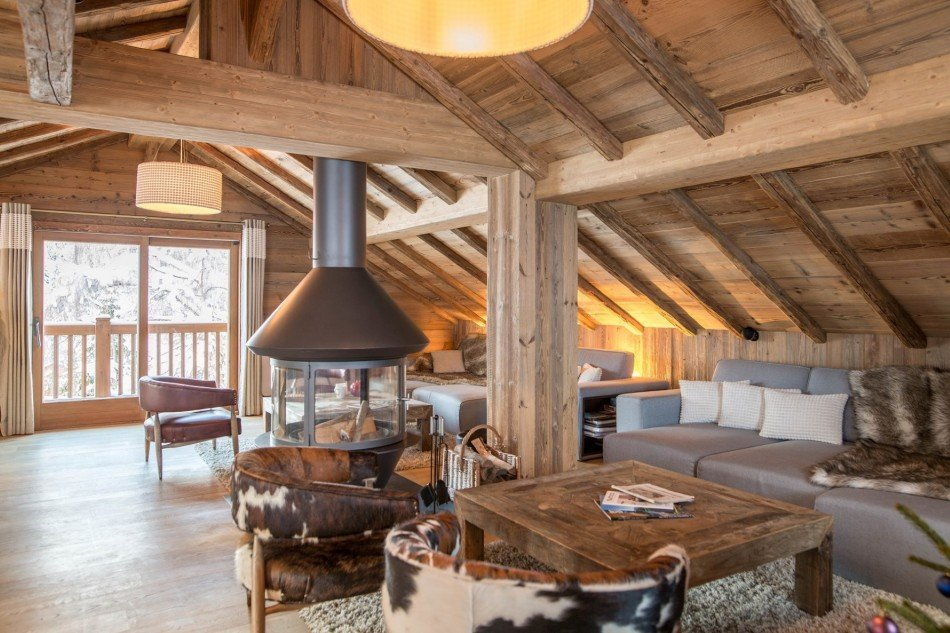 Meribel Villas - Chalet Spark - Meribel - France | Luxury Vacation Rentals