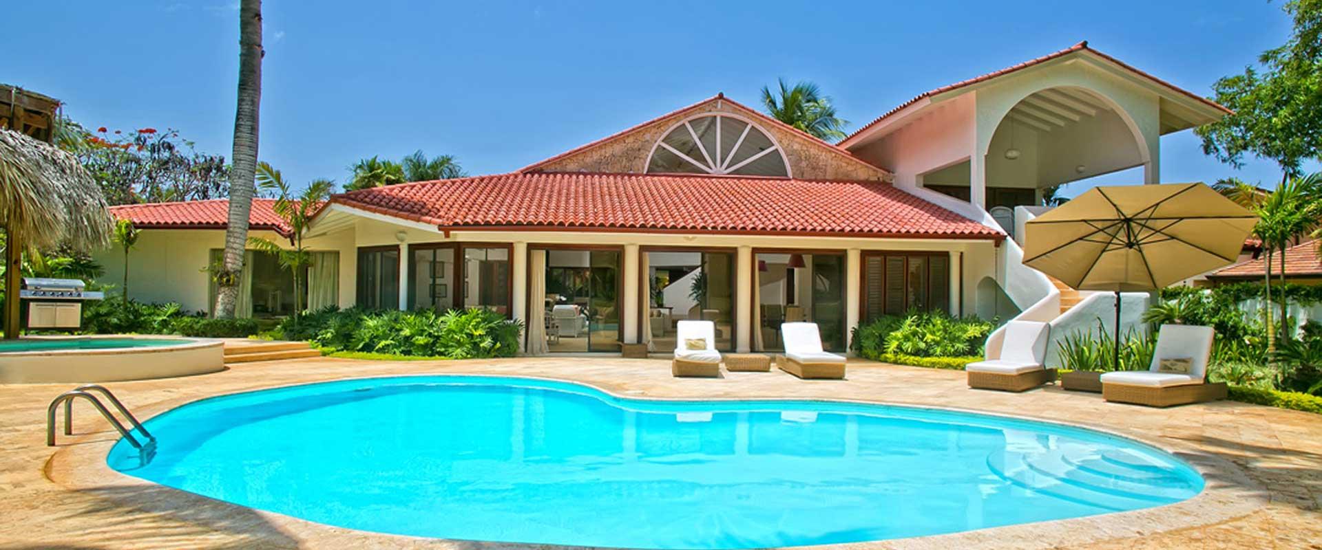 Aitana villa aitana casa de campo isle blue for Villas casa de campo