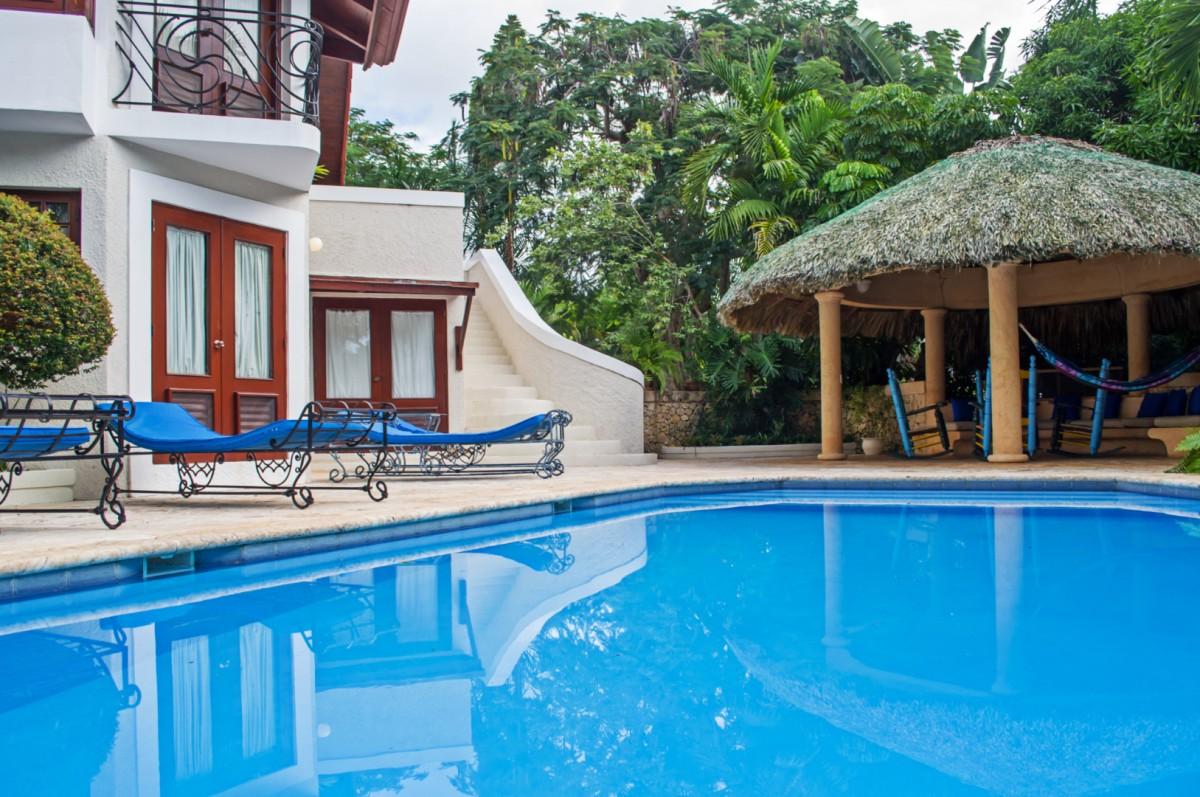 Terraza villa terraza casa de campo isle blue for Terrazas de campo