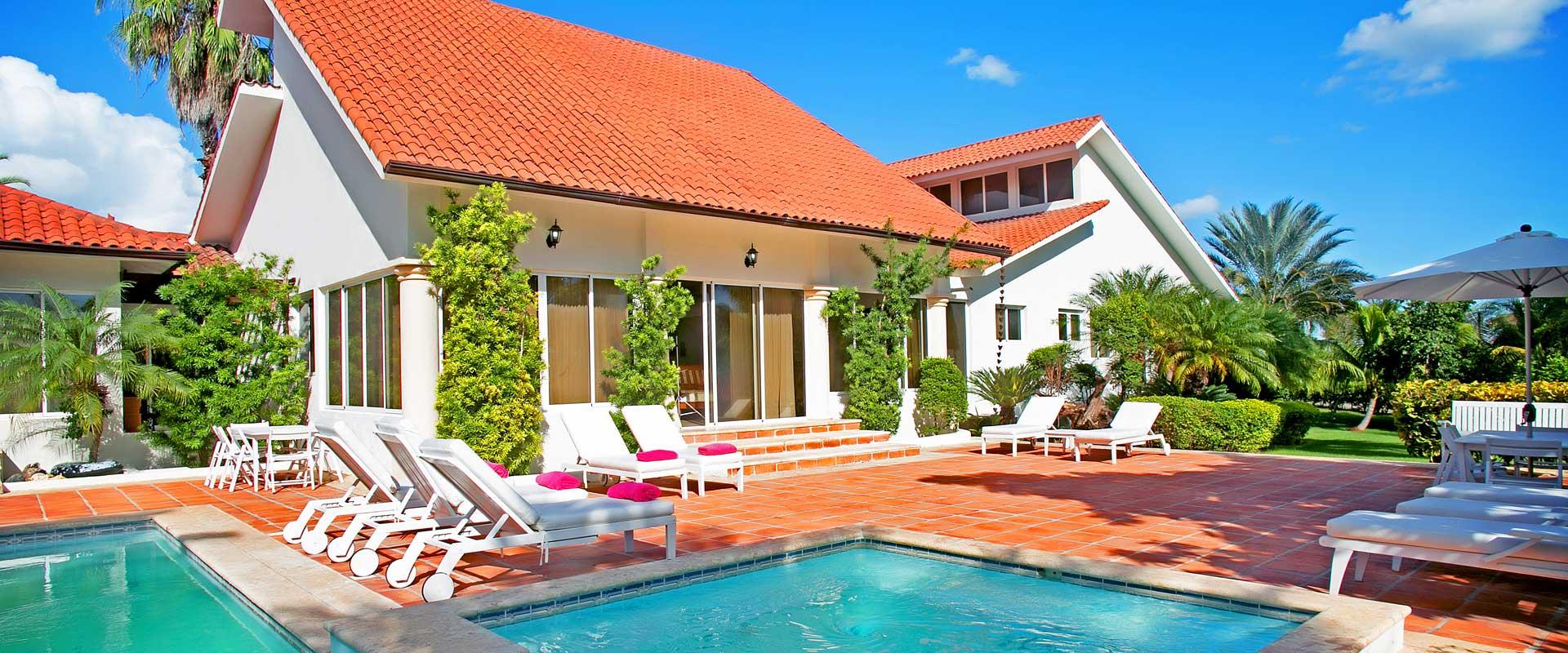 Los altillos villa los altillos casa de campo isle blue for Casa de campo villas