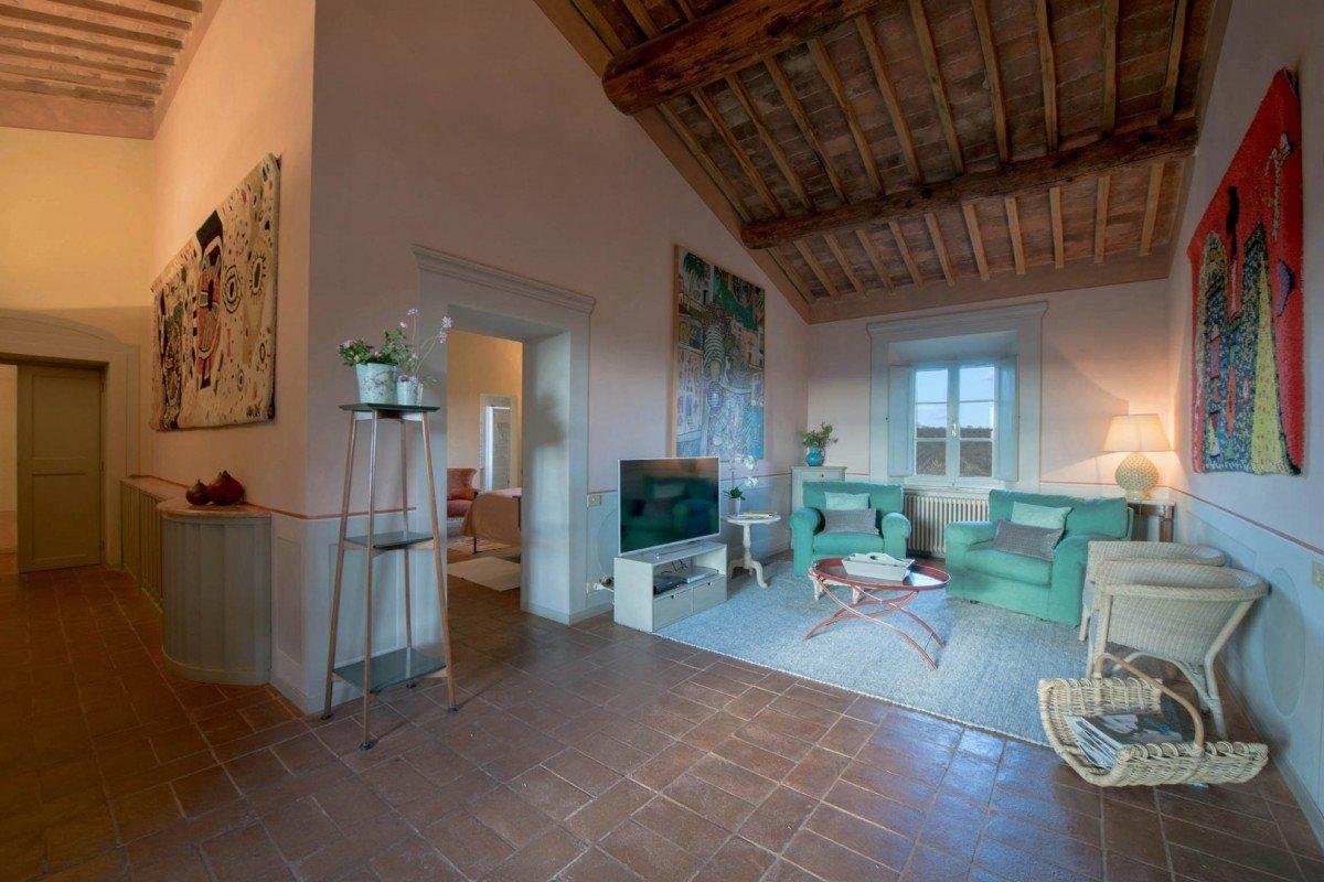 Alfieri - villa Alfieri Tuscany | Isle Blue