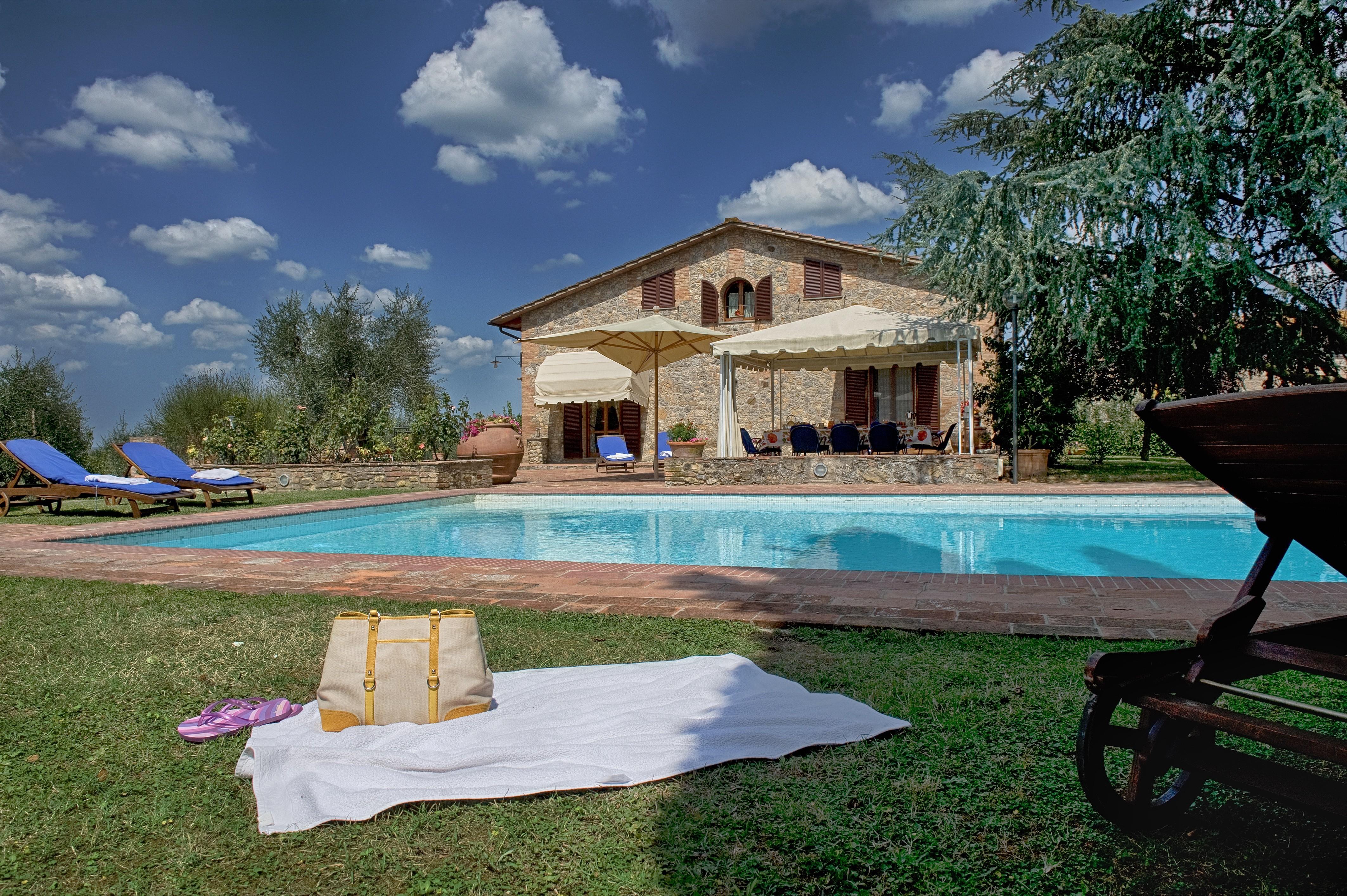 Villa in affitto a Siena sulla spiaggia nel 2016