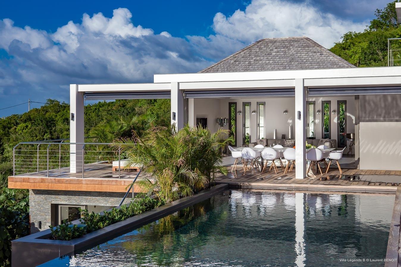 Best Island Beaches For Partying Mykonos St Barts: Villa Legends B - Lurin