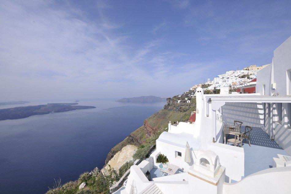 Greek Islands Villas - Torino - Santorini - Greece | Luxury Vacation Rentals