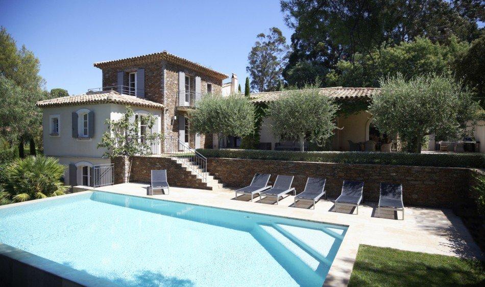 Cote d'Azur Villas - Cote Mer - Saint Tropez - France | Luxury Vacation Rentals
