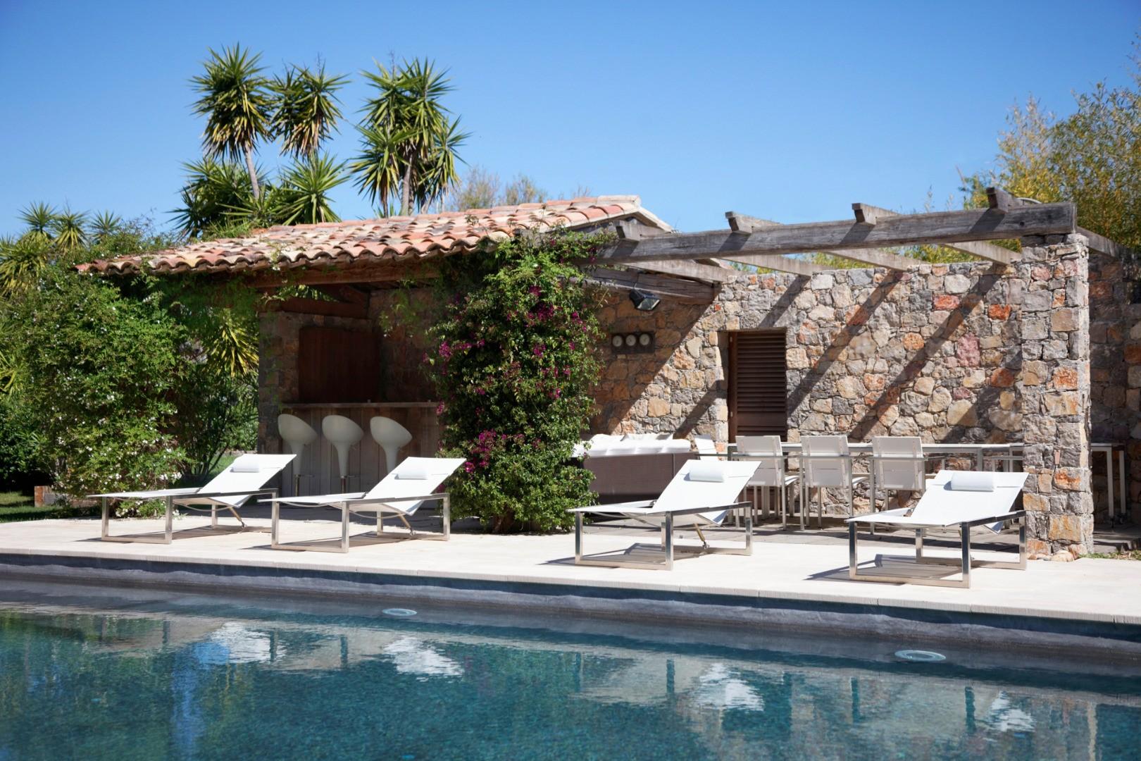 Topaz Saint Tropez Villa Topaz Saint Tropez Cote D 39 Azur Isle Blue