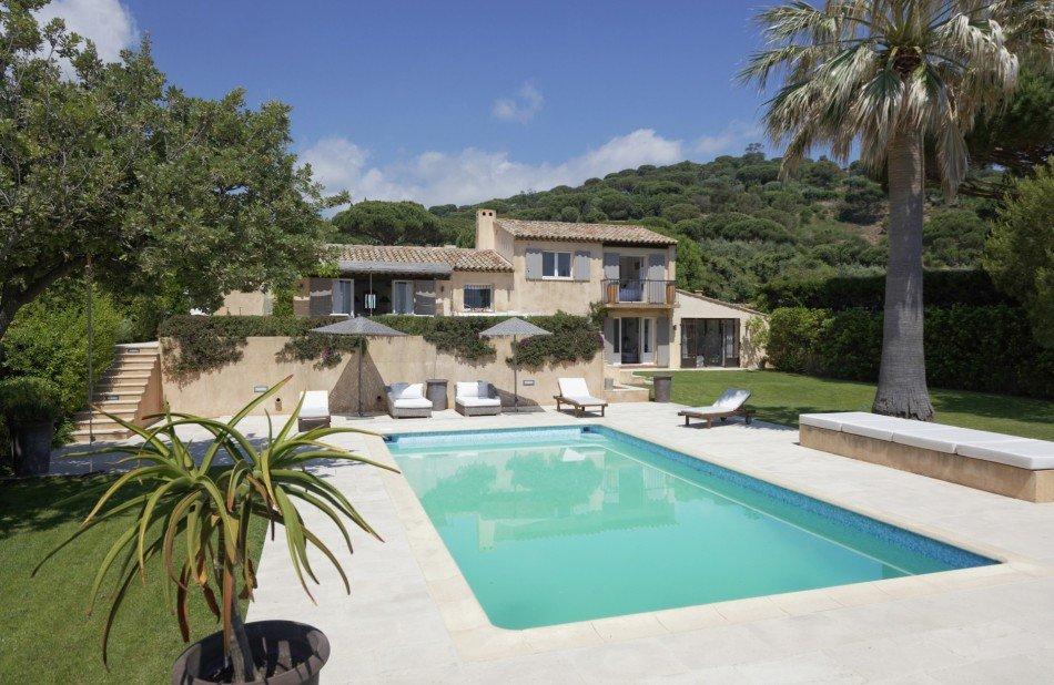 Cote d'Azur Villas - Belle de Jour - Saint Tropez - France | Luxury Vacation Rentals