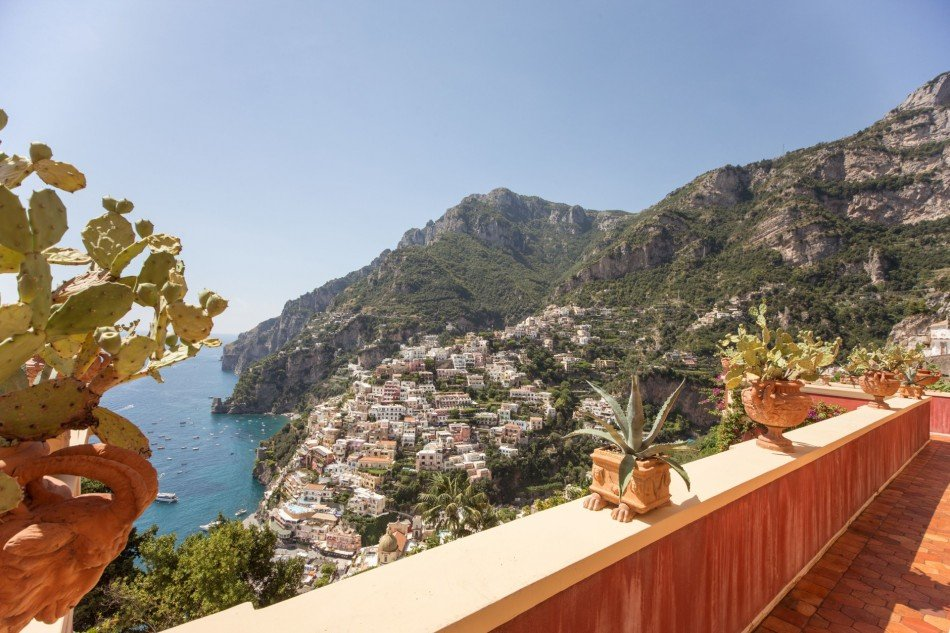 Amalfi Coast Villas - Dorata - Positano Area - Italy | Luxury Vacation Rentals