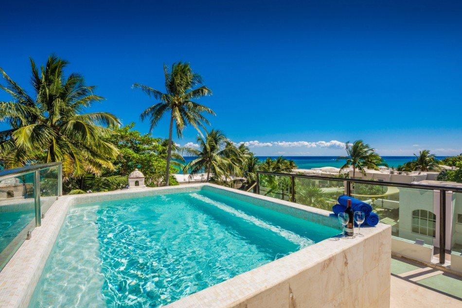 Mayan Riviera Villas - Casa Nikki - Playa del Carmen - Mexico   Luxury Vacation Rentals