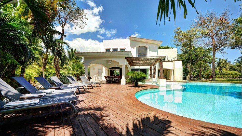 Mayan Riviera Villas - Saasil - Playa del Carmen - Mexico   Luxury Vacation Rentals