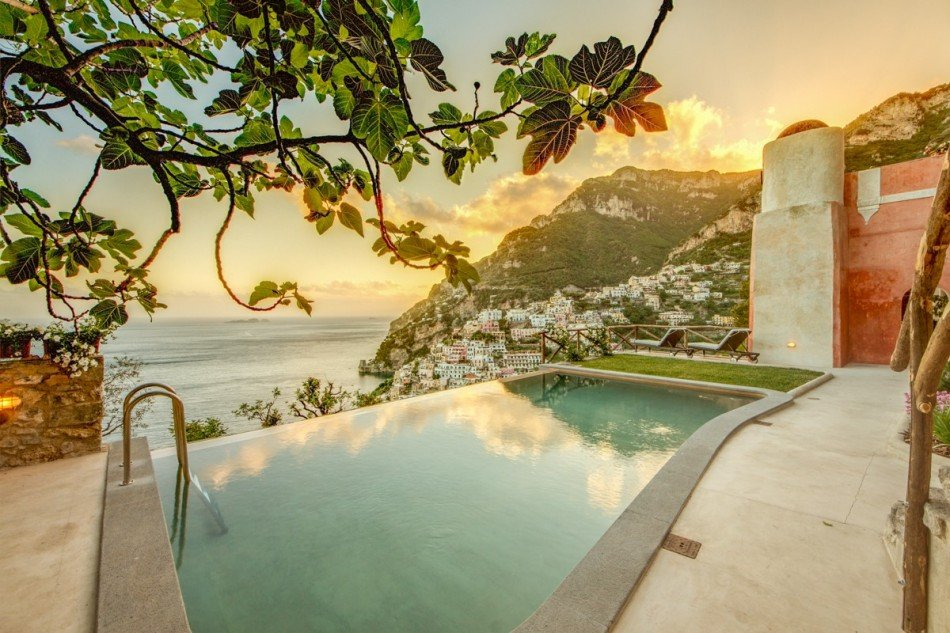 Amalfi Coast Villas - Vicere - Positano Area - Italy | Luxury Vacation Rentals