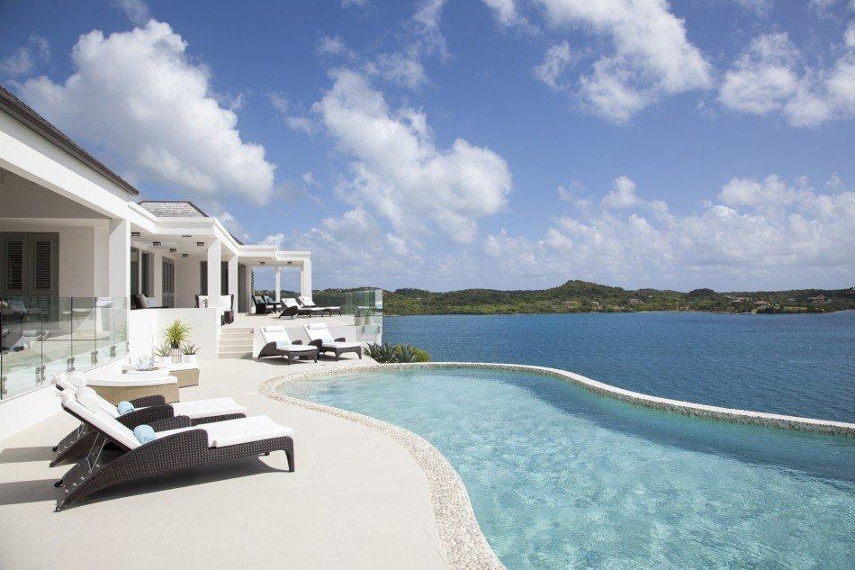 Antigua Villas - Villa Turquoise - Nonsuch Bay - Caribbean   Luxury Vacation Rentals