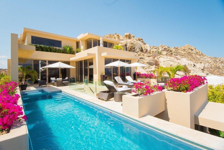 Los Cabos Villas - Pacific West - Cabo San Lucas - Mexico   Luxury Vacation Rentals