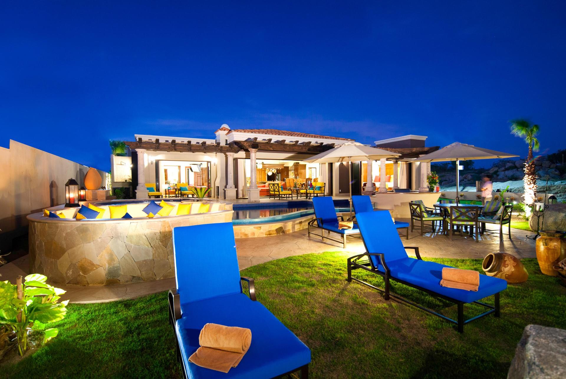 Residences hacienda encantada villa residences hacienda for Villas los cabos