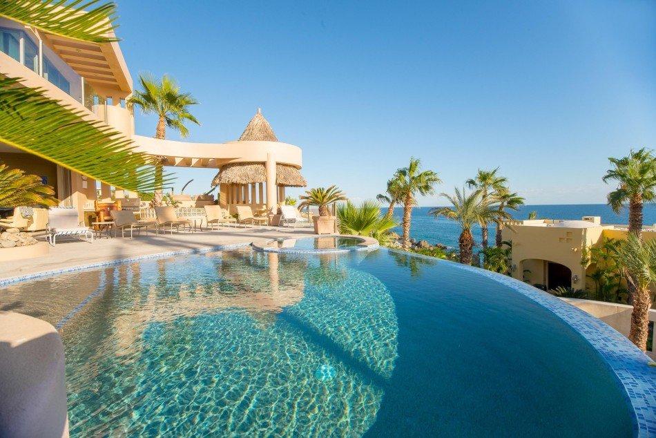 Los Cabos Villas - Alegria del Arrecife - Corridor - Mexico   Luxury Vacation Rentals