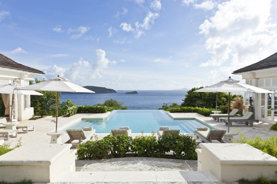 Mustique Villas - Les Jolies Eaux - Deep Bay - Caribbean | Luxury Vacation Rentals