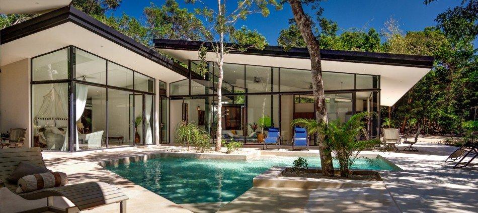 Mayan Riviera Villas - Casa Selva - Xpu Ha - Mexico   Luxury Vacation Rentals