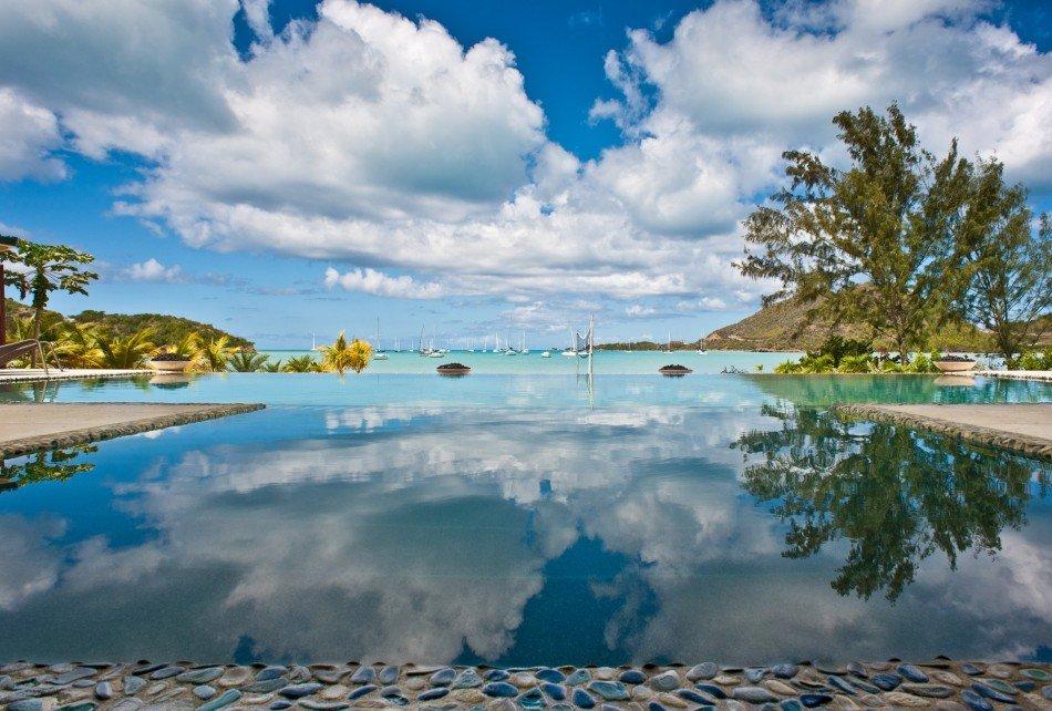 Antigua Villas - Sand Castle Beach House - Jolly Harbour - Caribbean   Luxury Vacation Rentals