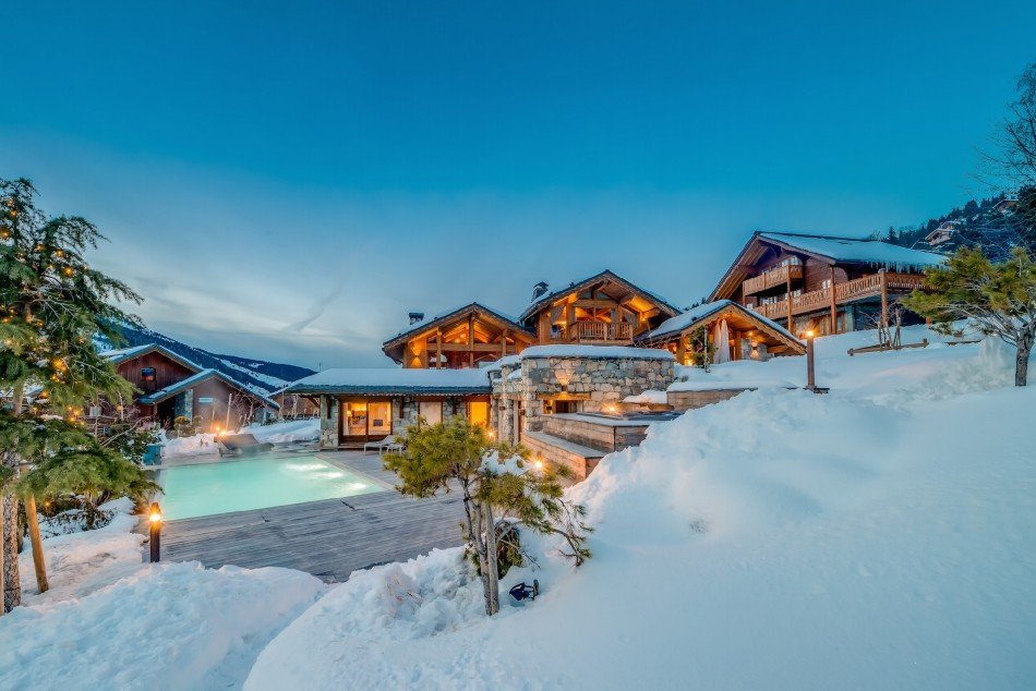 Meribel Villas - Chalet Mont Tremblant - Meribel - France | Luxury Vacation Rentals