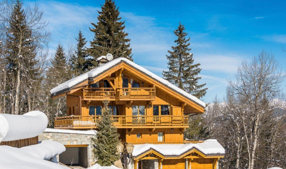 Meribel Villas - Chalet Chopine - Dou du Pont - France | Luxury Vacation Rentals
