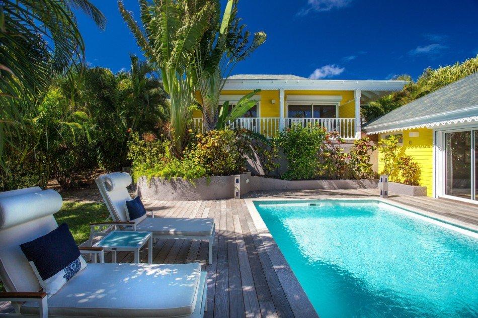 Grand Cul de Sac Villas - Le Guanahani - Garden House - Grand Cul de Sac - Caribbean | Luxury Vacation Rentals