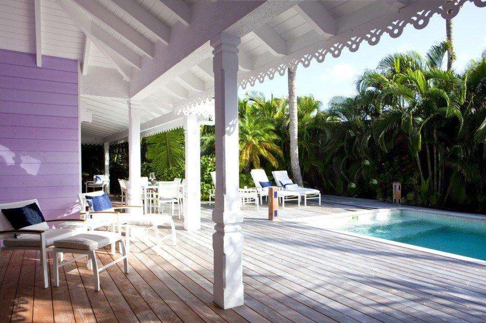 Grand Cul de Sac Villas - Le Guanahani - Hibiscus Suite - Grand Cul de Sac - Caribbean | Luxury Vacation Rentals