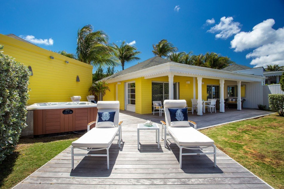 Grand Cul de Sac Villas - Le Guanahani - Pelican Suite - Grand Cul de Sac - Caribbean | Luxury Vacation Rentals