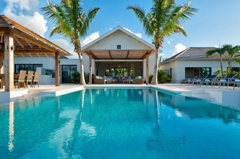 Turks & Caicos Villas - Castaway - Thompson Cove - Caribbean | Luxury Vacation Rentals