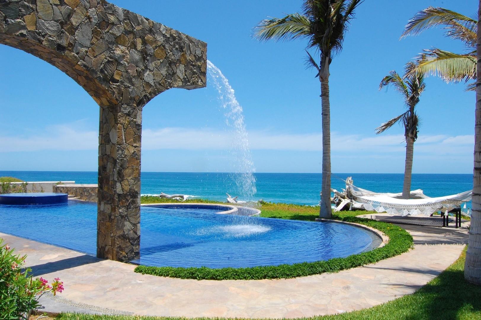 Estero villa estero los cabos isle blue for Villas los cabos