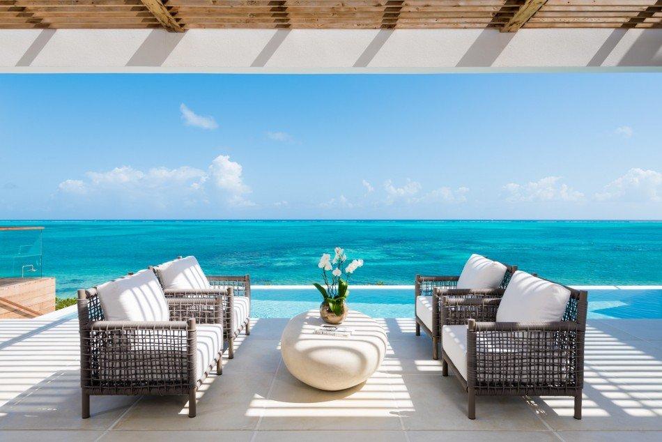 Turks & Caicos Villas - Beach Enclave - Beachfront - Babalua Beach - Caribbean | Luxury Vacation Rentals