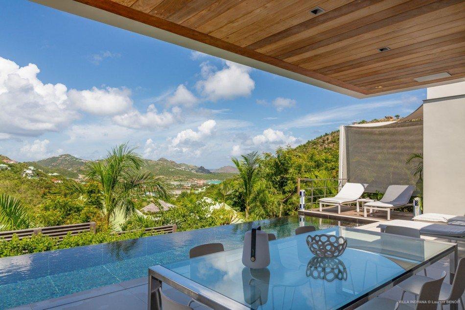 St Barts Villas - Indyana - Lurin - Caribbean   Luxury Vacation Rentals