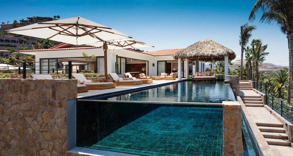Los Cabos Villas - One & Only - Villa One - Corridor - Mexico   Luxury Vacation Rentals