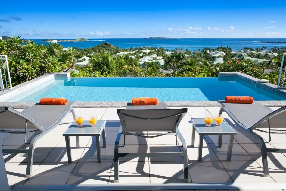 Orient Beach Villas - La Sarabande - Orient Beach - Caribbean | Luxury Vacation Rentals