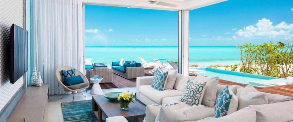 Turks & Caicos Villas - Eos at Long Bay Beach - Long Bay Beach - Caribbean | Luxury Vacation Rentals
