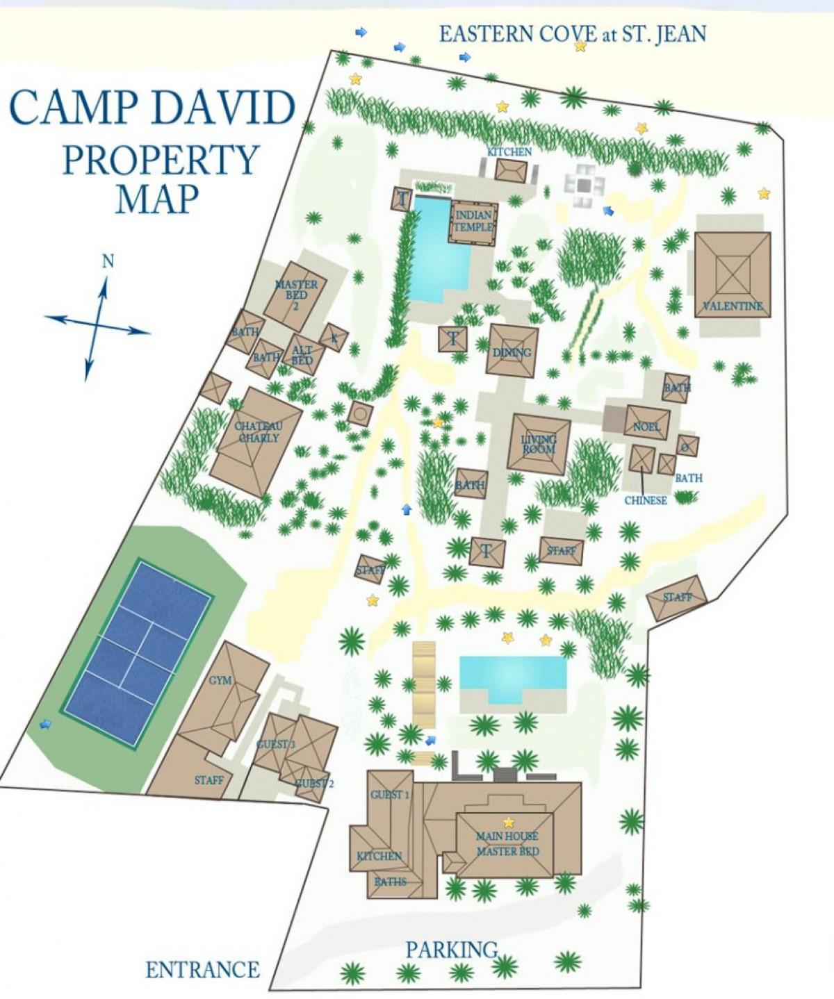 Camp david floor plans bing images for Camp floor plans