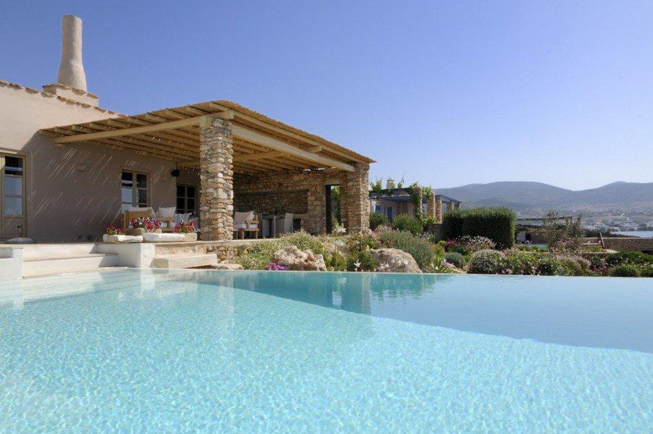 Greek Islands Villas - Sepi III - Paros - Greece | Luxury Vacation Rentals