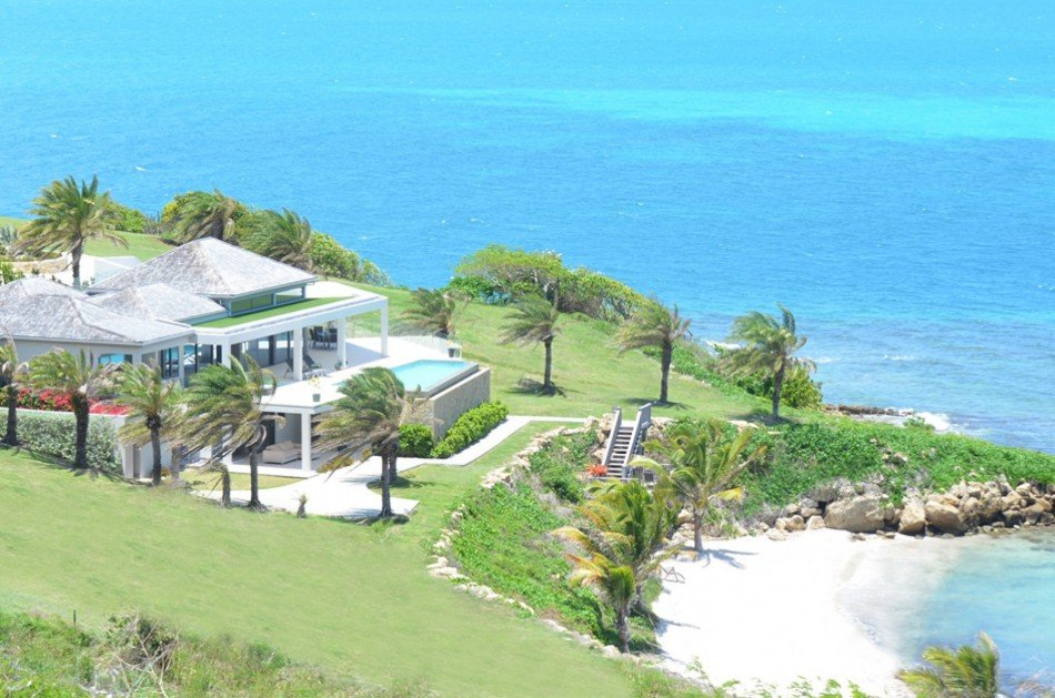 Antigua Villas - Liene - Daniel Bay - Caribbean   Luxury Vacation Rentals