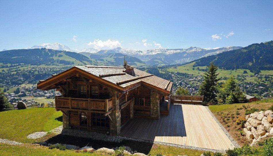 Megeve Villas - Chalet Bisons - Le Jaillet - France | Luxury Vacation Rentals