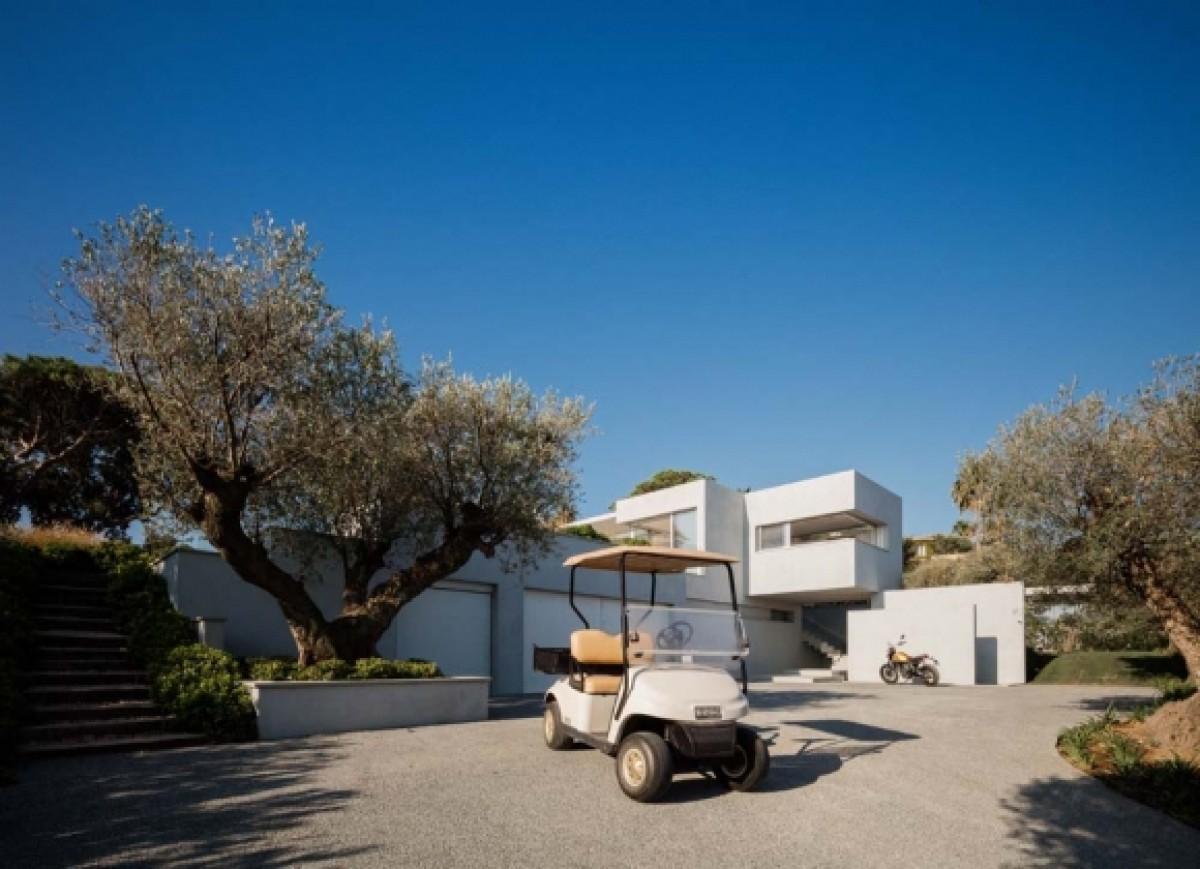 Ama Pampelone Villa Ama Pampelone Cote D 39 Azur Isle Blue