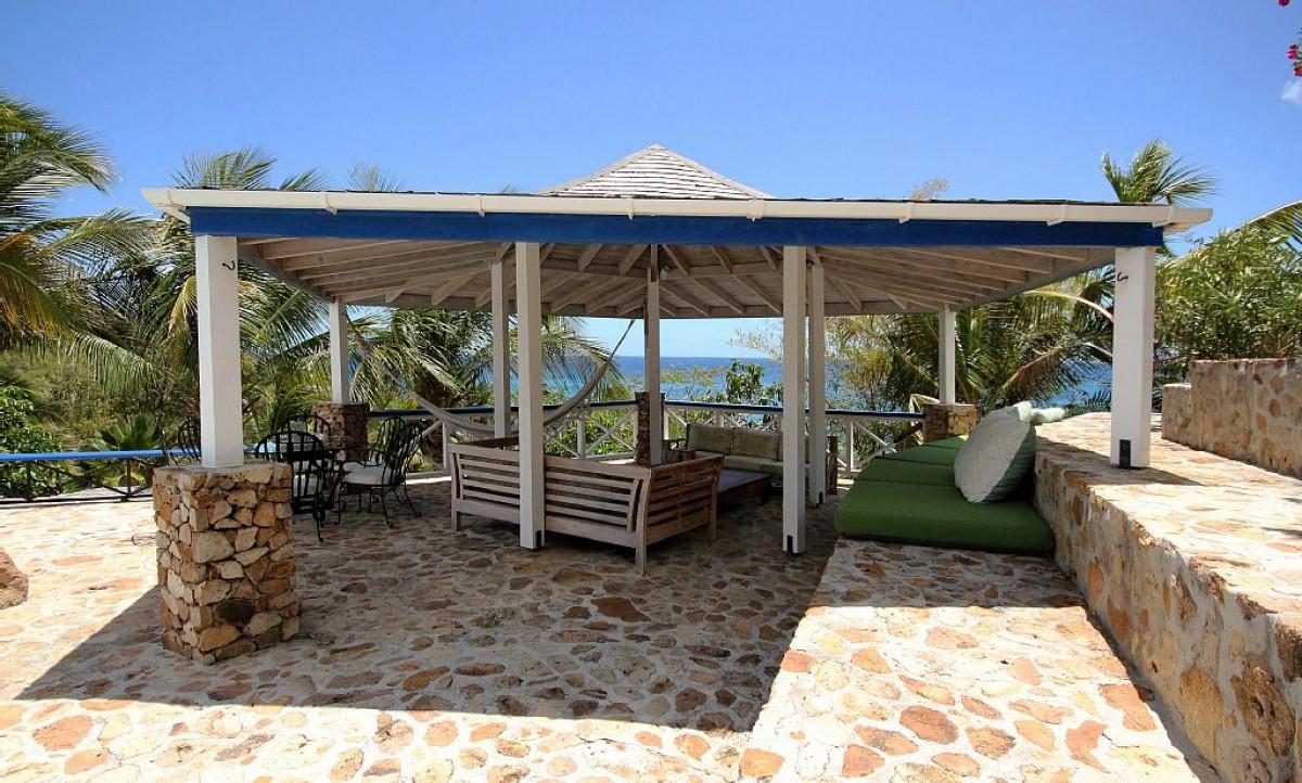 Carib House - villa Carib House Antigua | Isle Blue