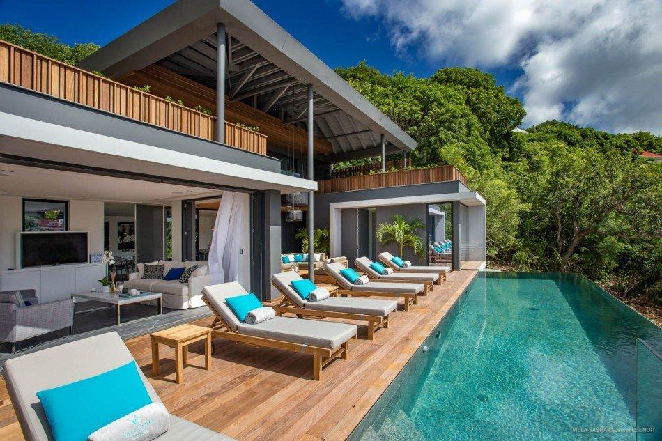 Corossol Villas - Sasha - Corossol - Caribbean | Luxury Vacation Rentals