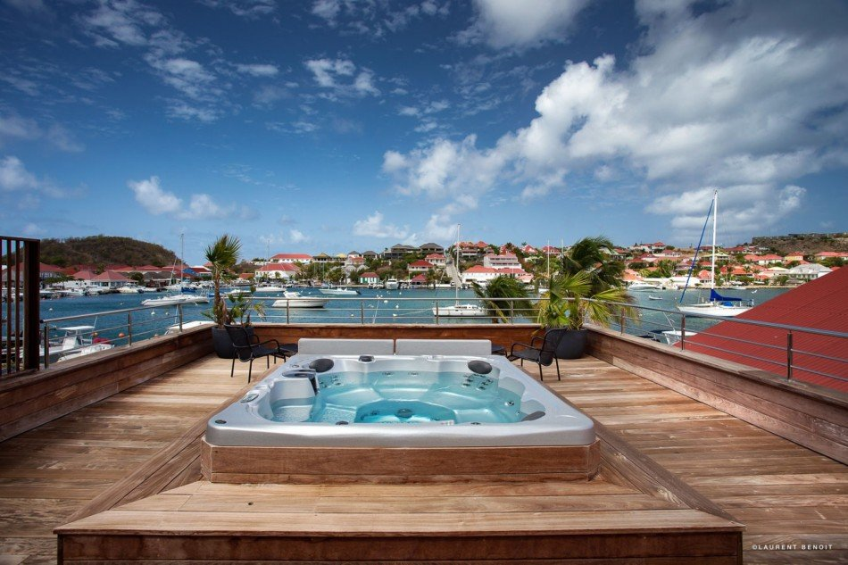 Gustavia Villas - Rive Gauche - Gustavia - Caribbean | Luxury Vacation Rentals