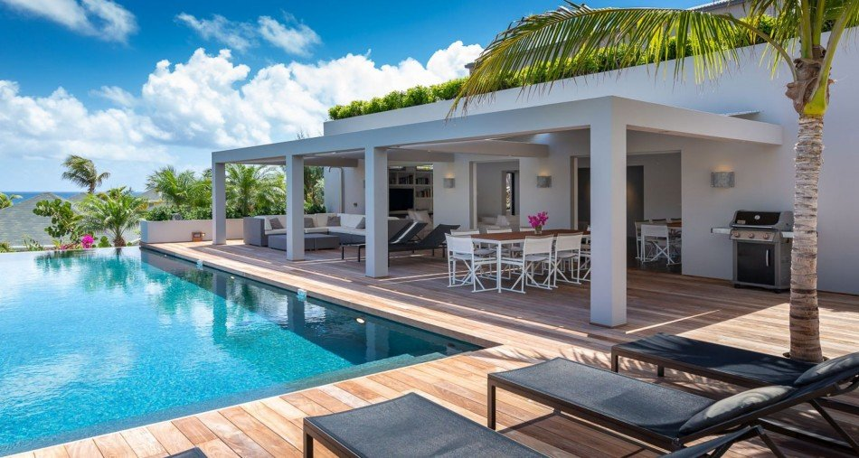 St Barts Villas - Eden House - Marigot - Caribbean | Luxury Vacation Rentals