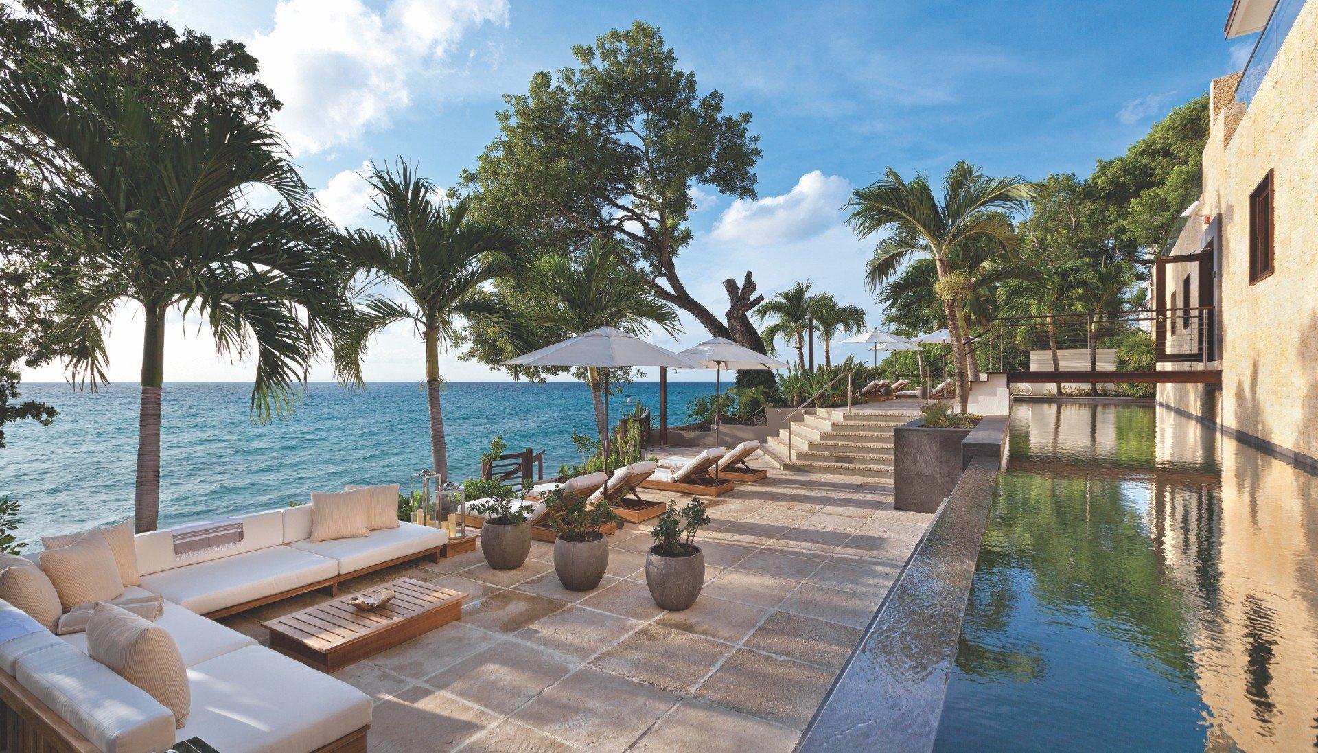 Portico 8 Villa Portico 8 Barbados Isle Blue