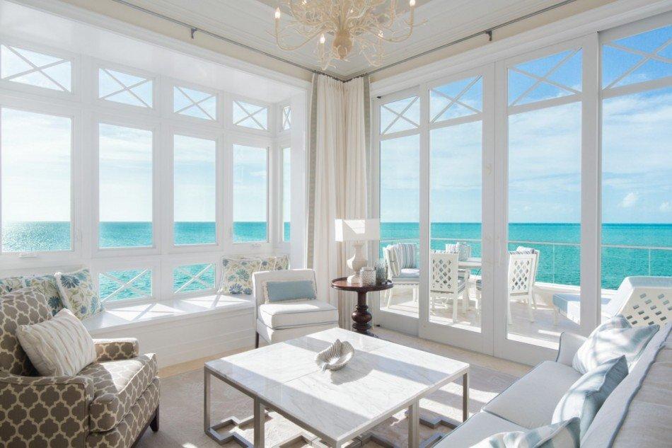 Turks & Caicos Villas - The Shore Club | Penthouse - Long Bay Beach - Caribbean | Luxury Vacation Rentals