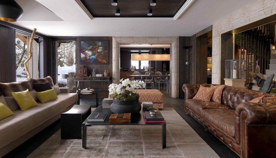 Megeve Villas - Chalet Senso - Combloux - France | Luxury Vacation Rentals